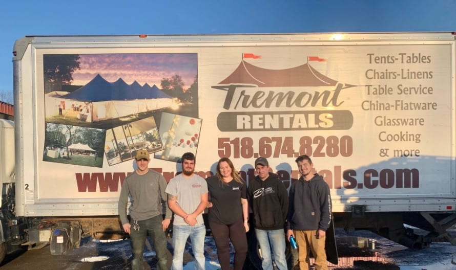 Tremont Event Rentals team, users of Goodshuffle Pro