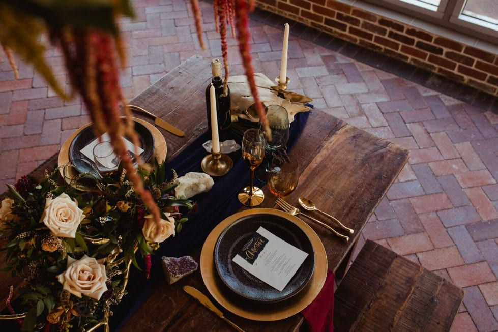 How to Become the Preferred Vendor for a Venue. Photo of a lovely table place setting.