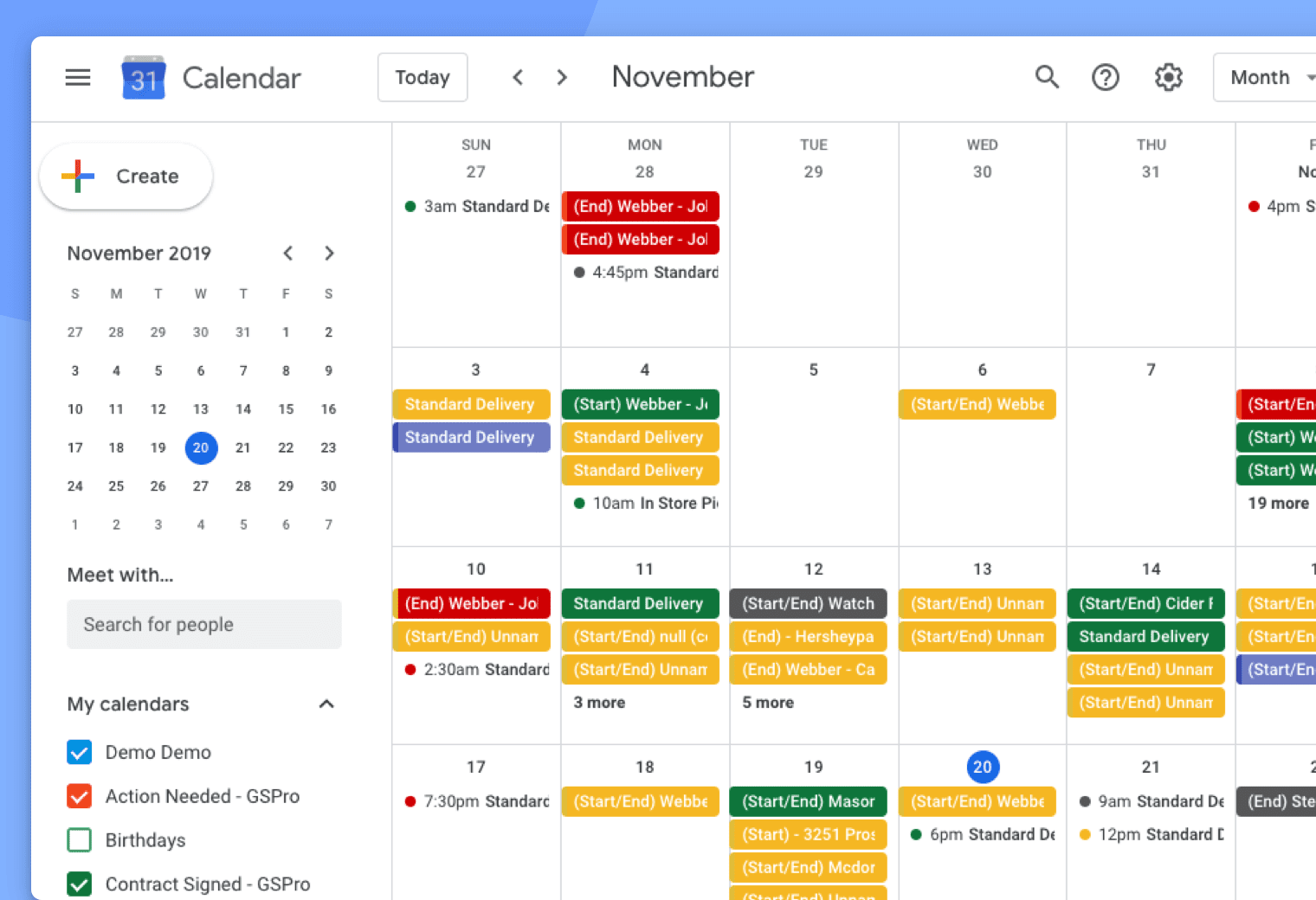 goodshuffle-pro-google-calendar-integration