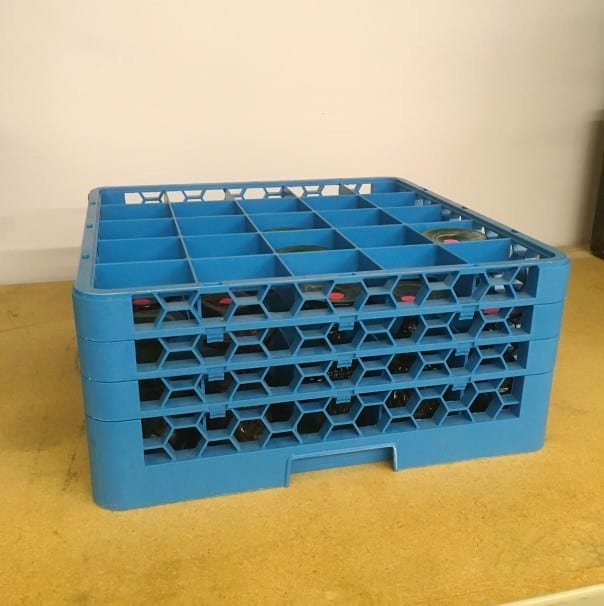 event rental storage crate