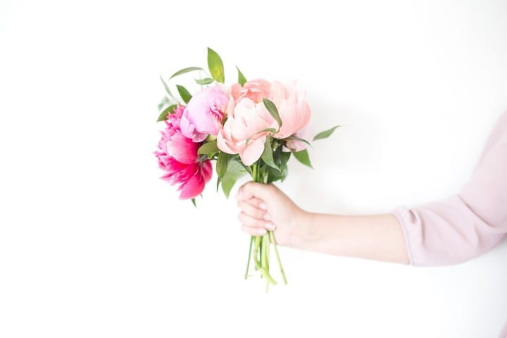 DIY do it yourself wedding bouquets and florals