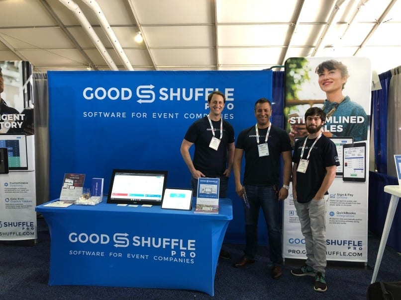 Snap Entertainment, Goodshuffle Pro users in Maryland