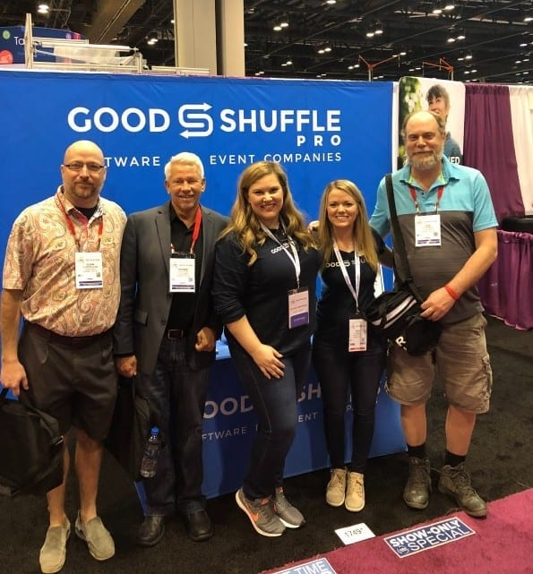 Total Events, Goodshuffle Pro event software users in New York