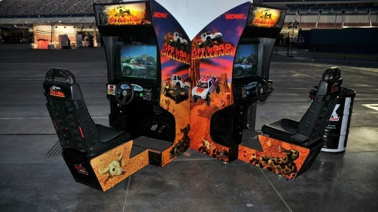 ae&es party rentals arcade games in Las Vegas