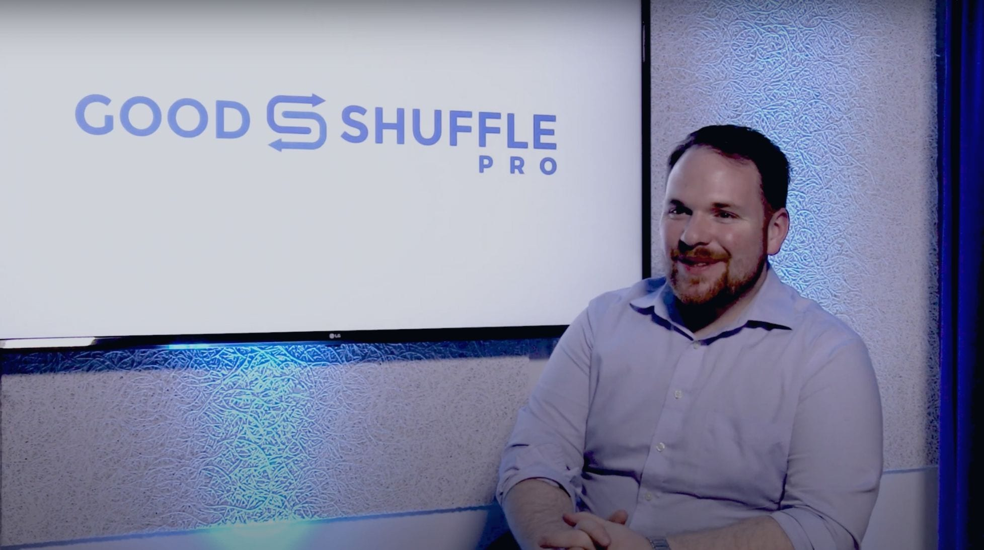 Goodshuffle Pro AV event software demo