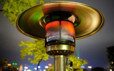 heater for outdoor events