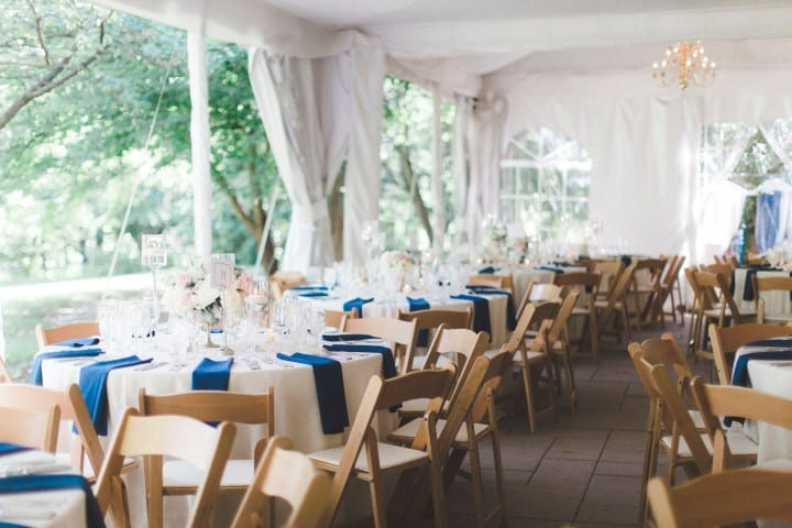 party rental planning tips for outdoor event