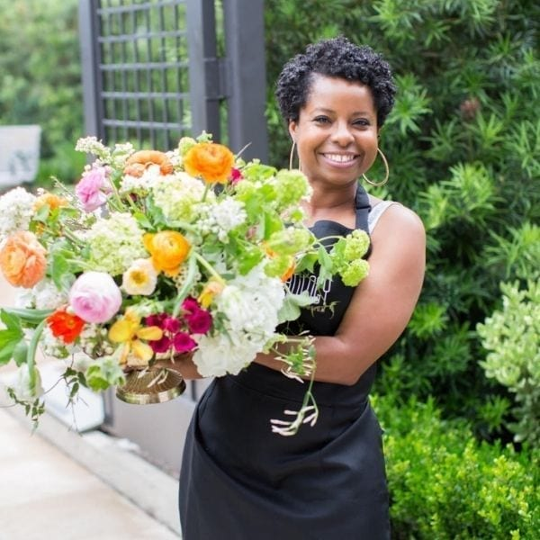 Goodshuffle Pro user, Sherronda Scoggins of KC Events and Florals
